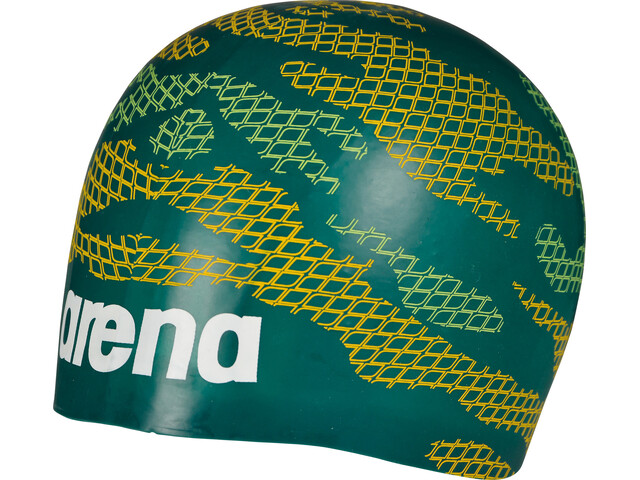 arena Poolish Moulded Swimming Cap camo army